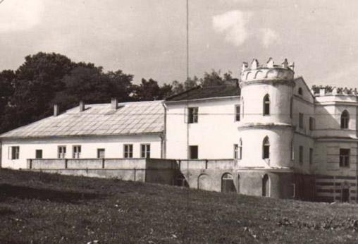 [click to view a larger image—bircza castle postcard]