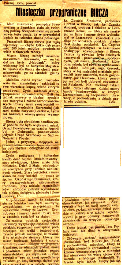 [click to view a larger image—nowe horyzonty article, 1940s]